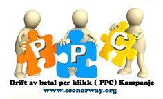 http://www.seonorway.org/PPC/  Vi har gjennomført diverse Google Adwords PPC innen forskjellige nisjer for både norske og utenlandske bedrifter.