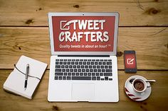 Tweet Crafters | Quality tweets in about an hour