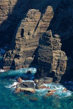 Mosteiros (Ponta Delgada), São Miguel Island, Azores;  photo by Mirari Erdoiza, via Fotopedia