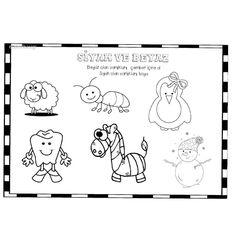 93 En Iyi Renkler Görüntüsü Activities Preschool Ve Art Lessons