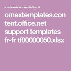 omextemplates.content.office.net support templates fr-fr tf00000050.xlsx