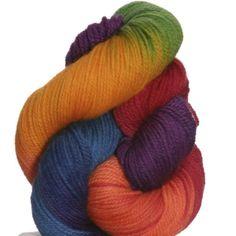 Lorna's Laces Shepherd Sport Yarn - Rainbow
