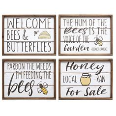 Using bee decor in your home can be a fun way to decorate with bees and beehives. Bee decorations include many styles, items and colors. We love these bee decor ideas and we think you will too: