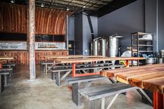 Small Brewpub in Dallas is a perfect brewery wedding and event venue.