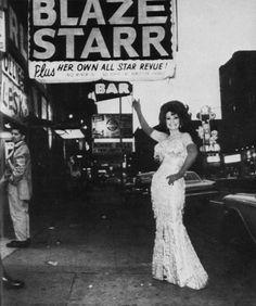 Blaze Starr - Huey Long's Mistress