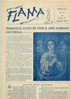 """Revista """"Flama"""""""