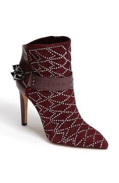 Love this studded Sam Edelman bootie.