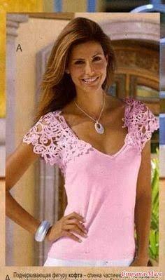 Resultado de imagem para transformar t-shirts em blusas