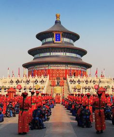 The Temple of Heaven — Beijing, China