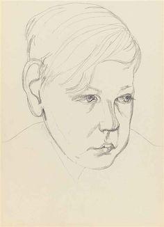 Lucian Freud, Head of a Boy
