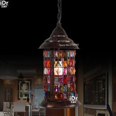 99.00$  Buy now - http://aliqwj.worldwells.pw/go.php?t=32657863762 - American Cafe Retro lamp creative personality scale lamp aisle lights cafe bar Pendant Lights  Rmy-0630