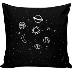 Image result for tumblr black and white cushions