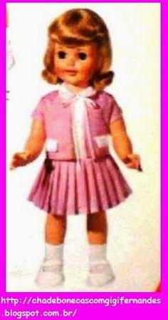 #Boneca #Andinha #Estrela 1967