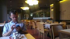 Testujeme restaurace;)