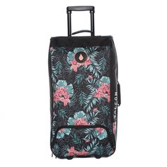Patch Attack Wheeled Travel Bag by Volcom Shop Volcom Patch Attack Wheeled Travel Bag at City Beach. Backpack Travel Bag, Travel Bags, City Beach, Surfing, Patches, Backpacks, Shopping, Fashion, Travel Handbags