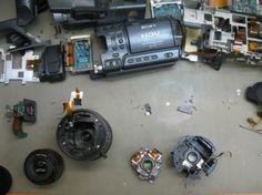 Video Camera Repairs