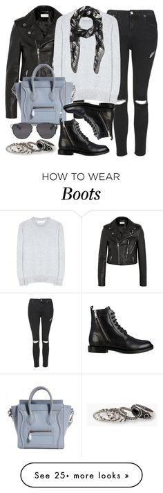 """""""Style #9480"""" by vany-alvarado on Polyvore featuring Topshop, Yves Saint Laurent, Victoria Beckham, Alexander McQueen, Christian Dior and MANGO"""