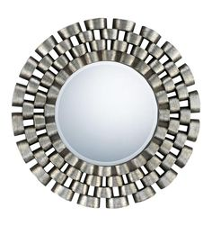 35.5 in. D Quoizel Mirror Small Mirror