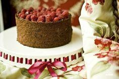 tort malinowy /  raspberry cake www.danielmisko.pl