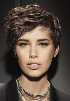 Pixie Hairstyles Magnificent Short Tousled Hairstyles For Fine Hair  Effect Of Your Hairdo It Is
