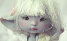 Ldoll 4 - Miki Nöxe by Dust of Dolls  I love the face of this doll one of my fav