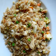 Chicken Fried Rice Recipe | Key Ingredient
