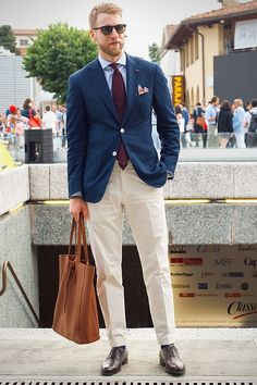 "Business Casual with Style"" Spring/Summer Edition, featuring ..."