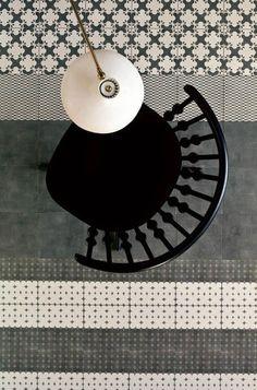 Top view - Azulejo Tiles - Patricia  Arquiola - Mutina