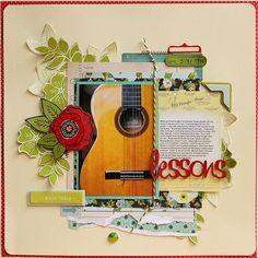Lessons *American Crafts* - Scrapbook.com