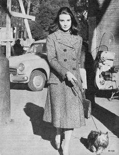 Audrey Hepburn via Jennifer Manteca Suárez