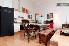 Beautiful Loft Apartment East Lon - Airbnb