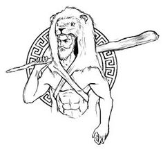 New Heracles Photo View Wallpapers Nemean Lion, Create Your Own Wallpaper, Greek Mythology, Google, Art, Crafts, Art Background, Manualidades, Kunst