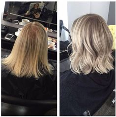 38 Best Balayage Hair Color Ideas for 2019 - Style My Hairs Blonde Ombre Hair, Brassy Blonde, Lilac Hair, Hair Color Balayage, Blonde Balayage, Blonde Highlights, Brassy Hair, Pretty Things, Hair Fixing