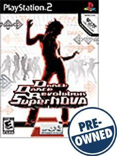 Dance Dance Revolution Supernova — PRE-Owned - PlayStation 2