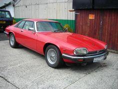 Jaguar XJS (1989)