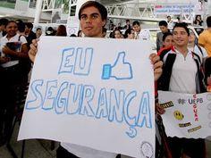 Protestos na Paraíba!