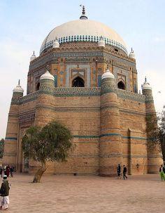 Arnim Schulz via Flickr: Uch, Pakistan