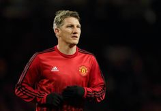 Bastian Schweinsteiger's been a big hit with Manchester United fans (Picture:Getty)