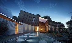 Architektur: Das umweltliebende Null-Emissionen-Haus