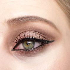 smashbox photo matte eyes palette eye make up look