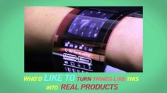 Access Plastic Logic's flexible OLED display tech for your own products