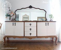 Deco Furniture, Cabinet Furniture, Upcycled Furniture, Shabby Chic Furniture, Luxury Furniture, Furniture Makeover, Vintage Furniture, Painted Furniture, Custom Bookshelves