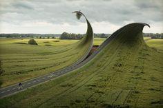 Die unwirklichen Landschaften des Erik Johansson