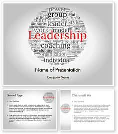career word cloud powerpoint template backgrounds | word clouds, Powerpoint templates