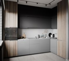 How to Create an Impressive Scandinavian Kitchen - Des Home Design Rustic Kitchen Design, Kitchen Room Design, Home Decor Kitchen, Interior Design Kitchen, Kitchen Living, Home Kitchens, Scandinavian Kitchen Cabinets, Small Living Room Furniture, European Kitchens