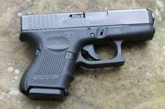 Glock 26 Baby Glock subcompact concealed carry 9mm handgun pistol review
