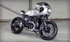 Motokouture Blokbeest - The Bike Shed - Bmw Nine-T