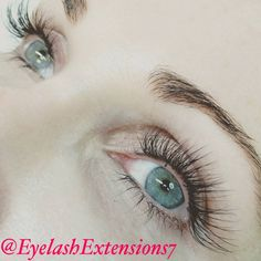 Photos of eyelash extensions and info on the great lash artists that applied the eyelash extensions.