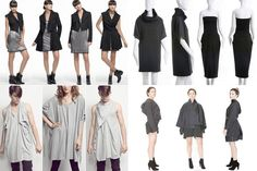 Convertible clothing: love
