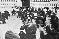 St. Petersburg, 1917.